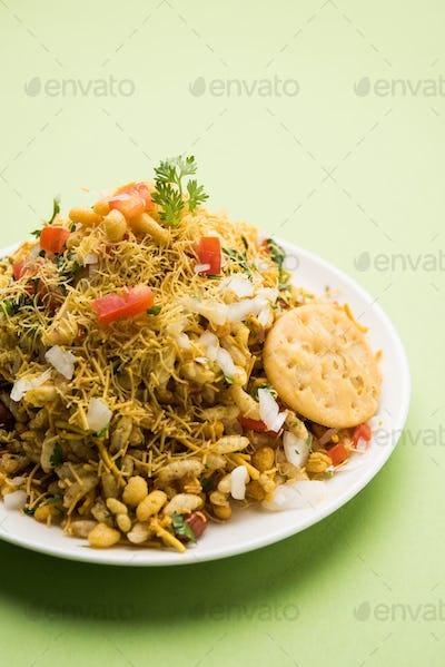 Bhel Puri Chat