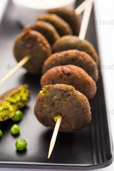 Hara Bhara Kabab / Green Peas Pakora