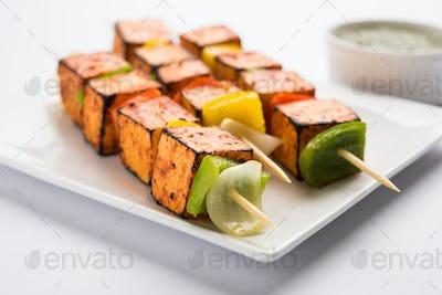 Paneer Tikka Kabab