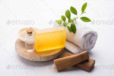 Sandalwood Soap Or Chandan Sabun