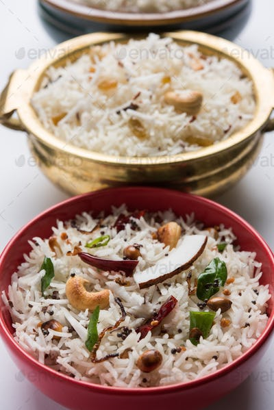 Coconut Rice Variety