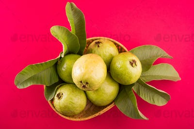 Guava Fruit / Amrood or Peru
