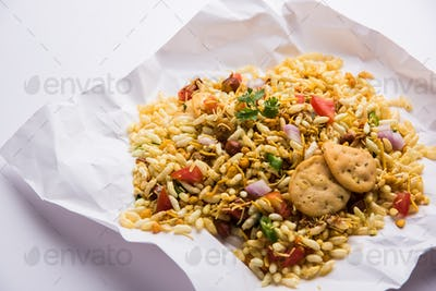 Bhel Puri Chat