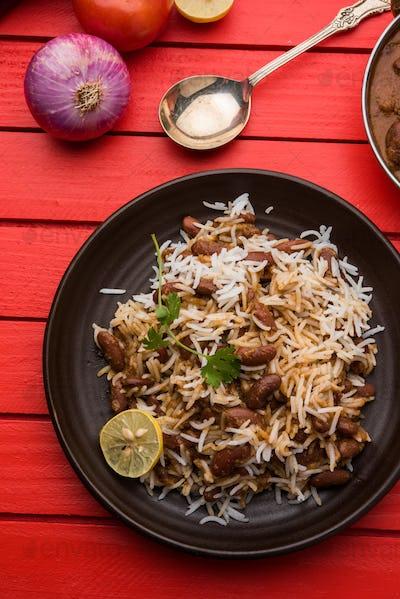 Rajma / Razma / Kidney Bean Curry