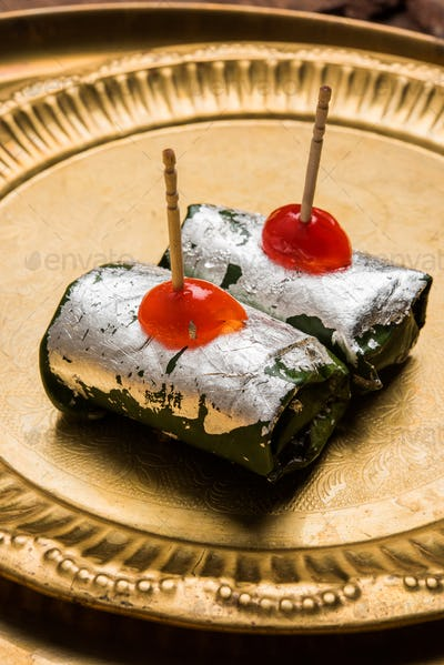 Calcutta Meetha Paan