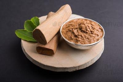 Chandan or Sandalwood Paste