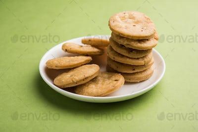 Mathri Snack