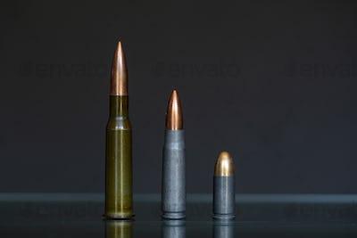 Various Military Cartridges