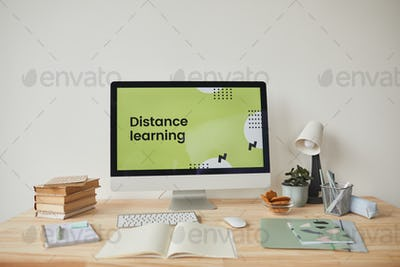 Distance Learning Background