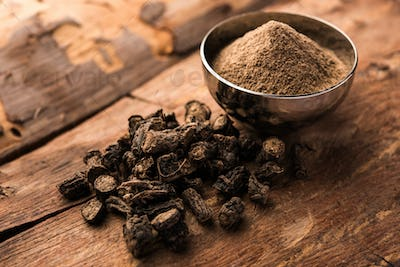 Black Musli / Moosli - Curculigo Orchioides is an Indian Ayurvedic herb