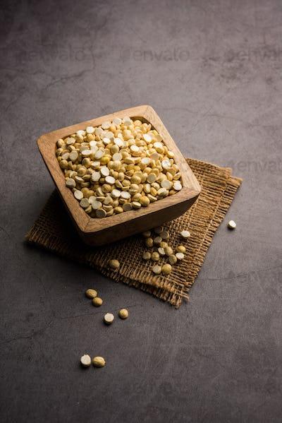 Chana Dalia or Daliya or Roasted Chick Pea Bengal Gram