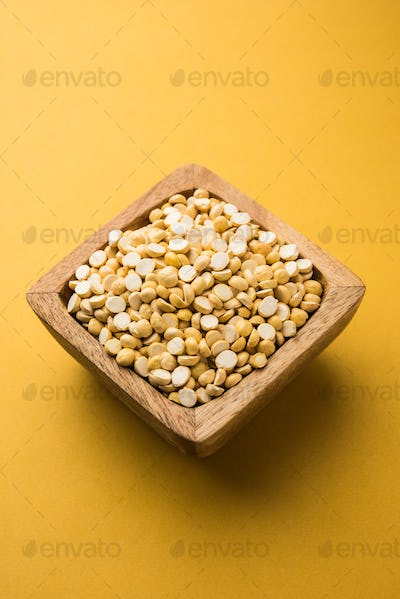 Chana Dalia or Daliya or Roasted Chick Pea Bengal Gram