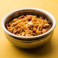 Aloo Chivda or Potato Chiwda