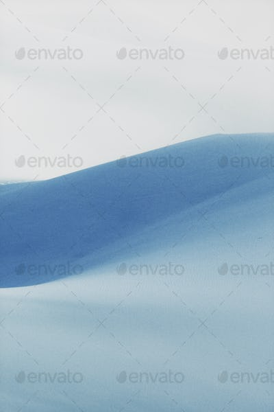 Abstract, sand dune in Death Valley National Park.