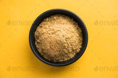Chat Masala Or Chaat Masala is important ingradient of Panipuri / Bhelpuri / Fruit Salad etc