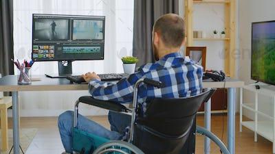 Professional video editor