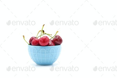 Small Bowl Cherries