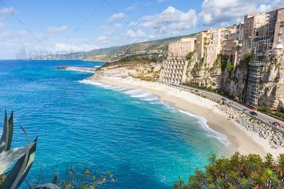 Tropea City in Calabria