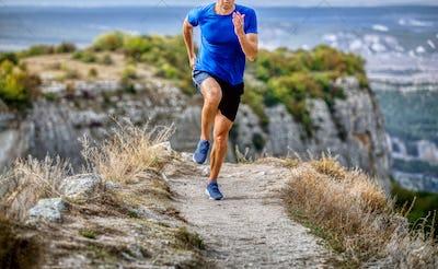 runner athlete run