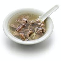 taiwanese chicken gizzard soup