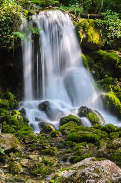 Waterfalls in Styria