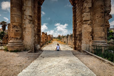 Tour to the Ruins of Tyre