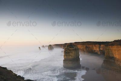 View of the Twelve Apostles, Australia
