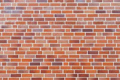 Brick wall in a background image.