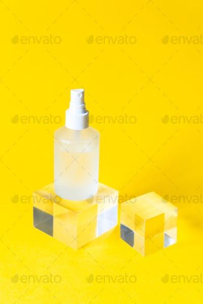 Acrylic Solid Display Blocks