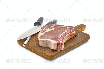 Angus Beef Rib Steak