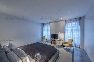 54862,Modern hotel room