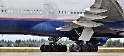 45395,Passenger Plane Fuselage