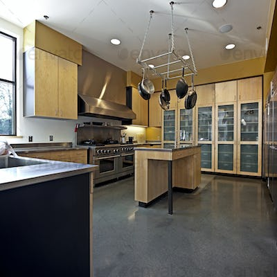 48433,Fire Station Kitchen