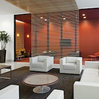 53741,Sofa and chairs in office waiting area