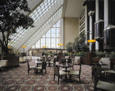 49106,Hotel Sitting Area