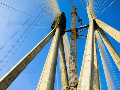 45748,Bridge Under Construction
