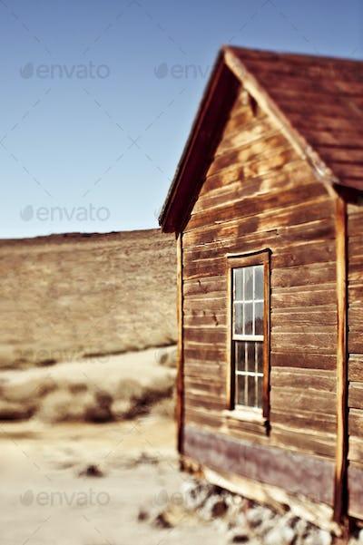 49591,Building against Desert Landscape