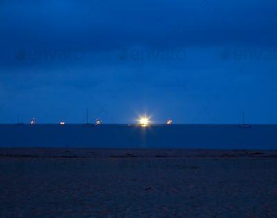 49999,Ocean View at Night