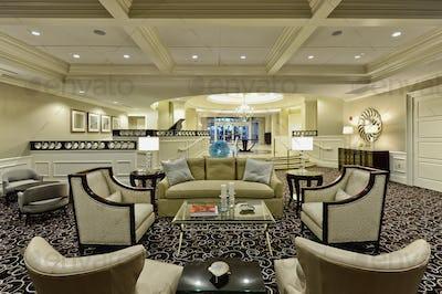 54232,Furniture in hotel lobby