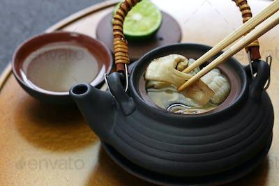 dobin mushi (Japanese cuisine)