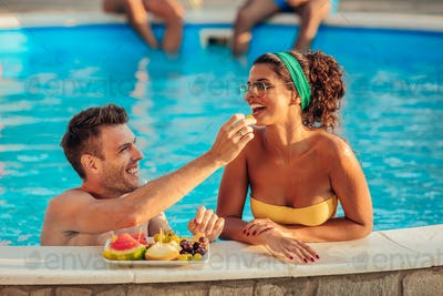 The taste of summer love