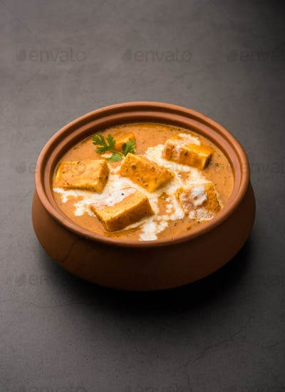 Paneer Butter Masala or Cheese Cottage Curry is an indian main course recipe