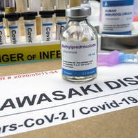 Methylprednisolone vial generic drug to treat Sars-CoV-2-related Kawasaki disease