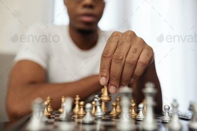 Playing chess during quarantine