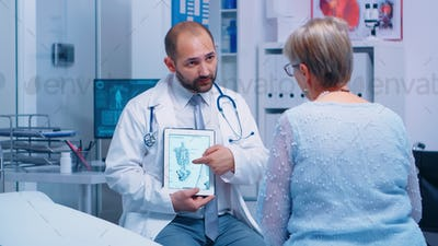 Medical advice about osteoporosis bones disease
