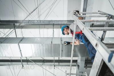 HVAC Air Quality Technologies Technician Finishing Project