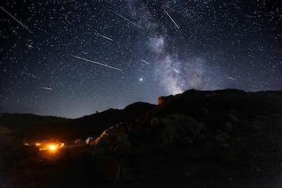 Perseids Meteor Shower 2020
