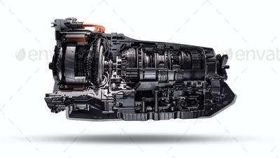 Automatic transmission. Automatic gearbox