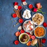 Indian Diwali sweets