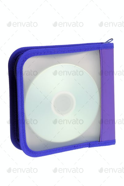DVD Pouch